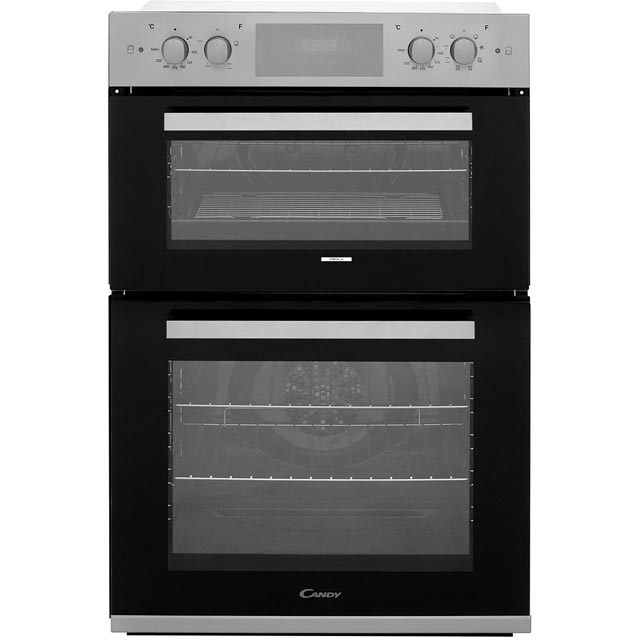 Candy FC9D815X Built In Electric Double Oven - Stainless Steel - FC9D815X_SS - 1