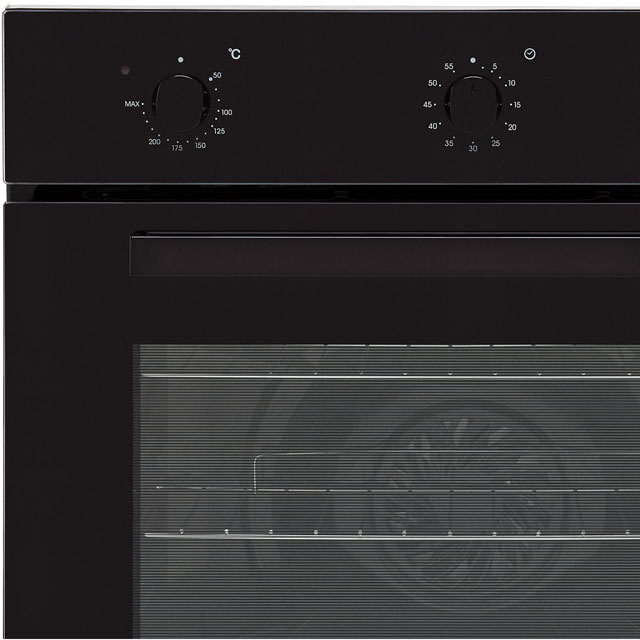 Candy FCP602N Built In Electric Single Oven - Black - FCP602N_BK - 2