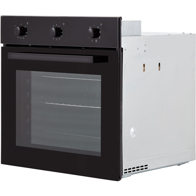 Candy FCP602N Built In Electric Single Oven - Black - FCP602N_BK - 4