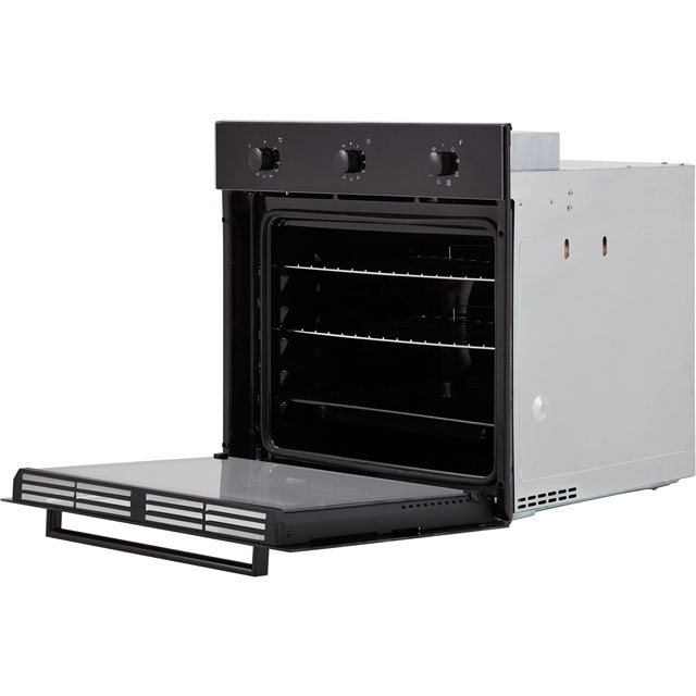 Candy FCP602N Built In Electric Single Oven - Black - FCP602N_BK - 5
