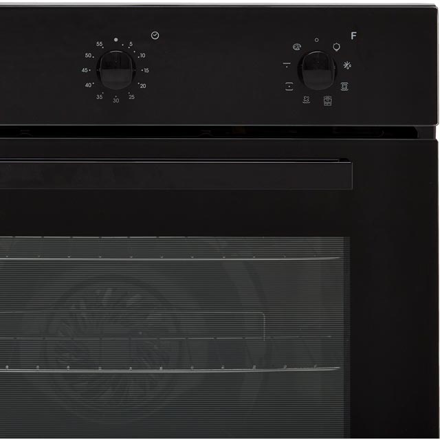 Candy FCP602N Built In Electric Single Oven - Black - FCP602N_BK - 3