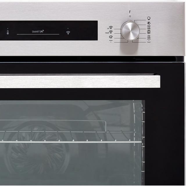Candy FCP602XE0/E Built In Electric Single Oven - Stainless Steel - FCP602XE0/E_SS - 4