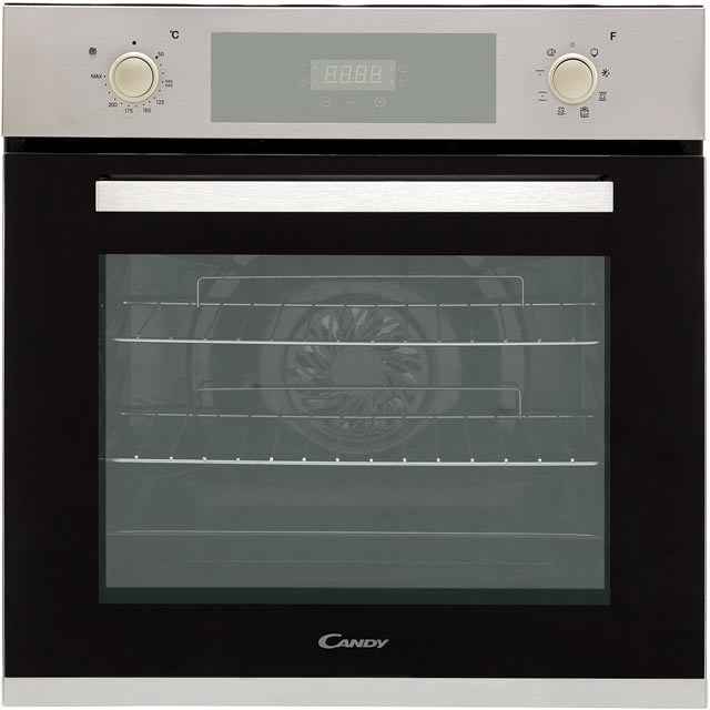 Candy FCP605XL/CH64CCB Built In Single Ovens & Ceramic Hobs - Stainless Steel / Black - FCP605XL/CH64CCB_SSB - 3