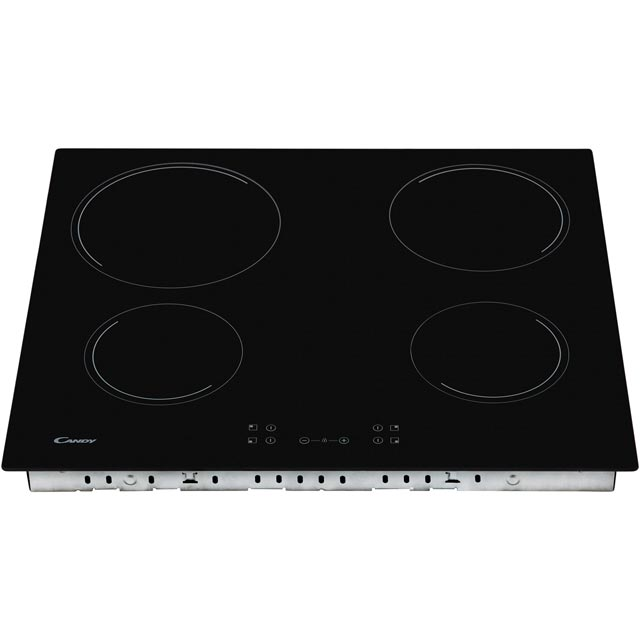 Candy FCP605XL/CH64CCB Built In Single Ovens & Ceramic Hobs - Stainless Steel / Black - FCP605XL/CH64CCB_SSB - 5