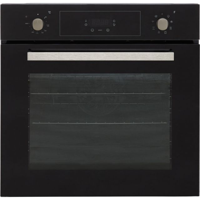 Candy FCP615NX/E Built In Electric Single Oven - Black - FCP615NX/E_BK - 1