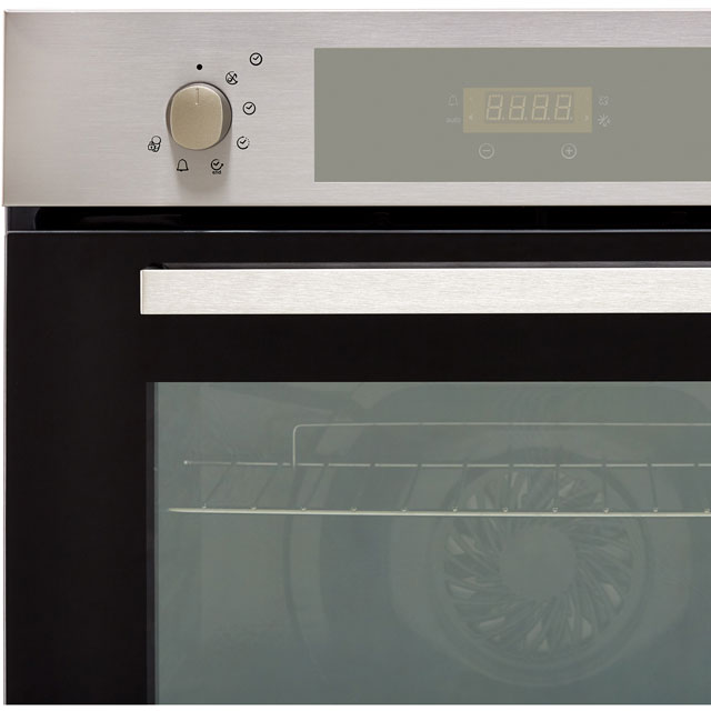 Candy FCPK606X Built In Electric Single Oven - Stainless Steel - FCPK606X_SS - 2