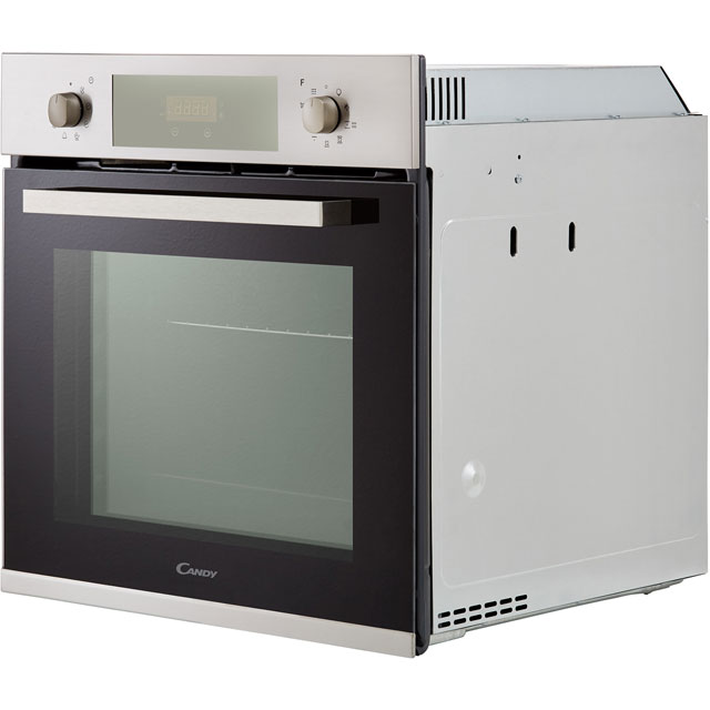 Candy FCPK606X Built In Electric Single Oven - Stainless Steel - FCPK606X_SS - 4