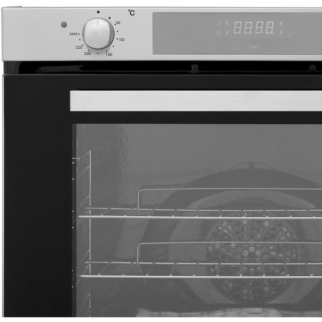 Candy FCXP615X Built In Electric Single Oven - Stainless Steel - FCXP615X_SS - 2