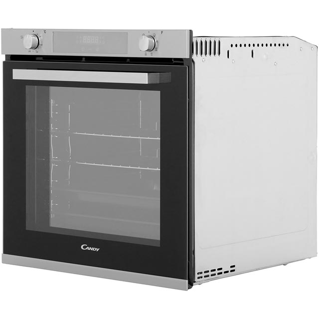Candy FCXP615X Built In Electric Single Oven - Stainless Steel - FCXP615X_SS - 4