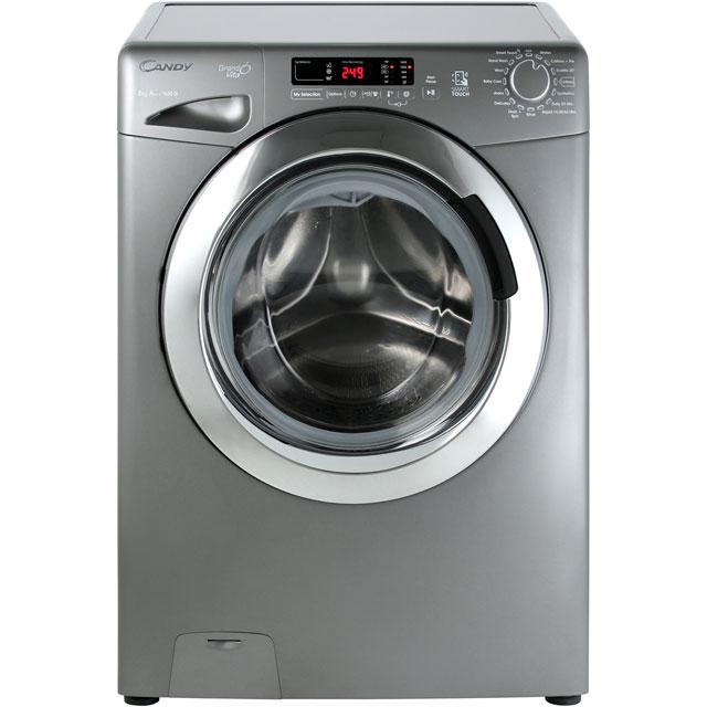 Candy Grand O Vita Gvs168dc3 8kg Washing Machine With 1600