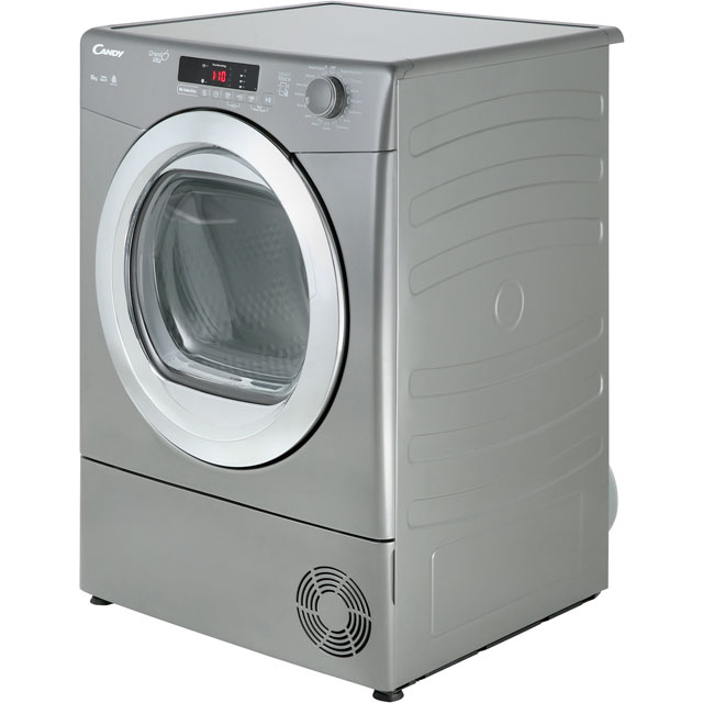 Candy Grand'O Vita GVSC10DCGR Condenser Tumble Dryer - Graphite - GVSC10DCGR_GH - 2