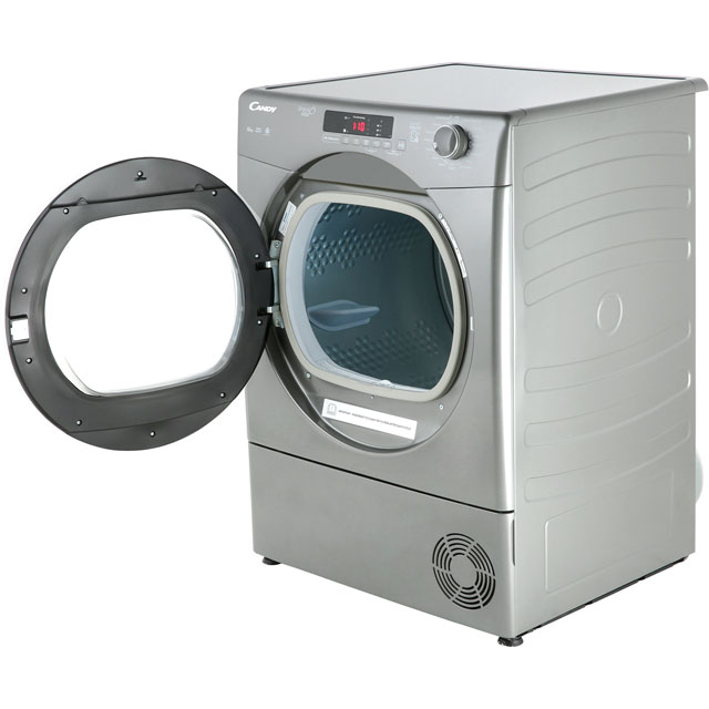 Candy Grand'O Vita GVSC10DCGR Condenser Tumble Dryer - Graphite - GVSC10DCGR_GH - 5