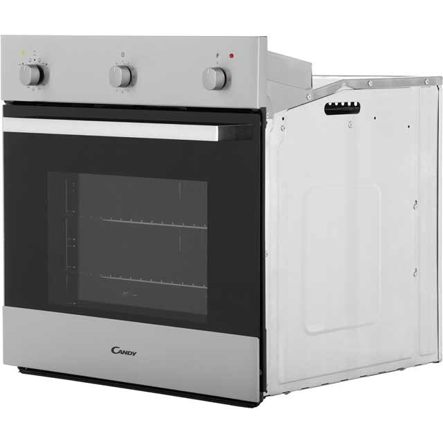 Candy OVG505/3X Built In Gas Single Oven - Stainless Steel - OVG505/3X_SS - 3