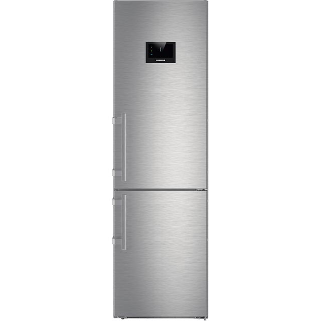 Liebherr CBNPes4858 Fridge Freezer - Stainless Steel - CBNPes4858_SS - 1