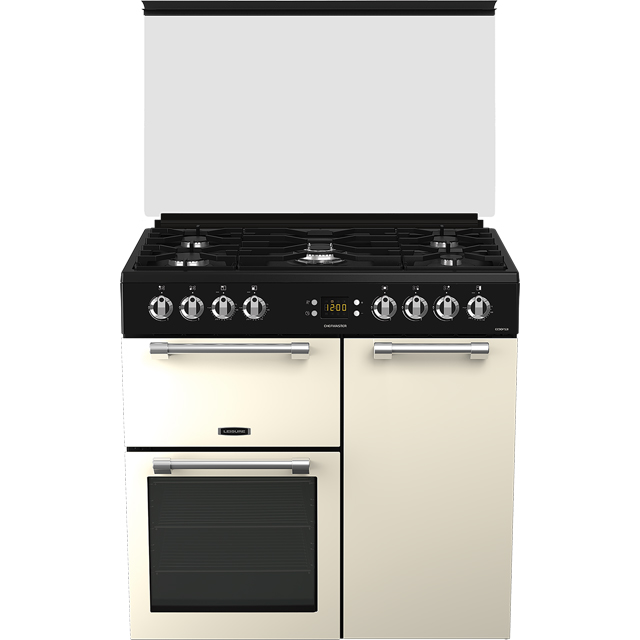 Leisure Chefmaster CC90F531C 90cm Dual Fuel Range Cooker - Cream - A/A Rated