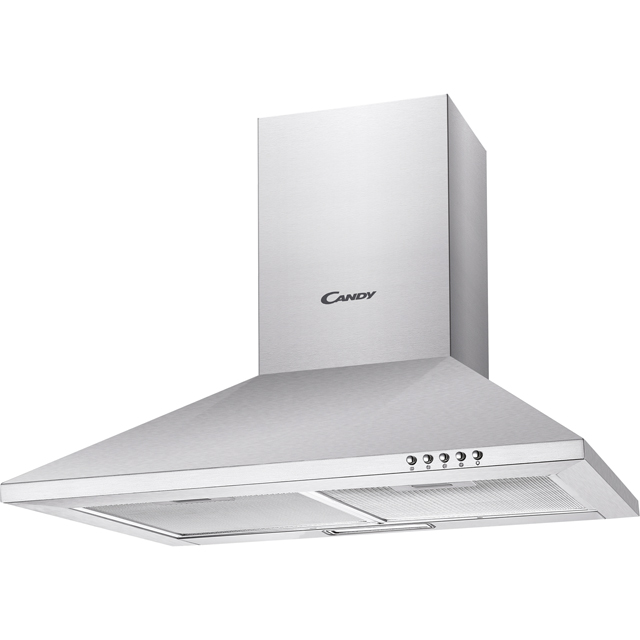 Candy CCE117/1X Built In Chimney Cooker Hood - Stainless Steel - CCE117/1X_SS - 1