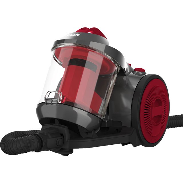 Vax Power Compact Total Home Cylinder Vacuum Cleaner in Grey