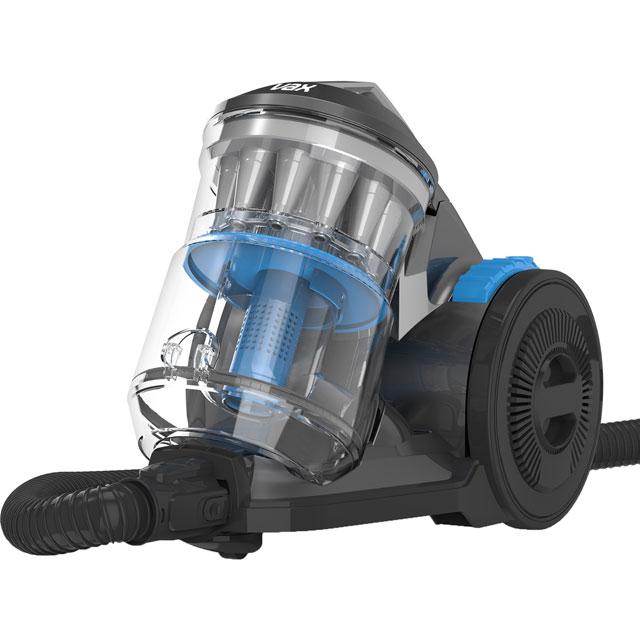 Vax Air Stretch Pet CCQSASV1P1 Cylinder Vacuum Cleaner in Grey