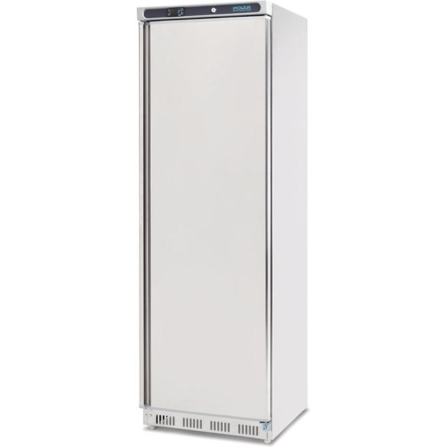 Polar CD082 Commercial Fridge - Stainless Steel - C Rated - CD082_SS - 1
