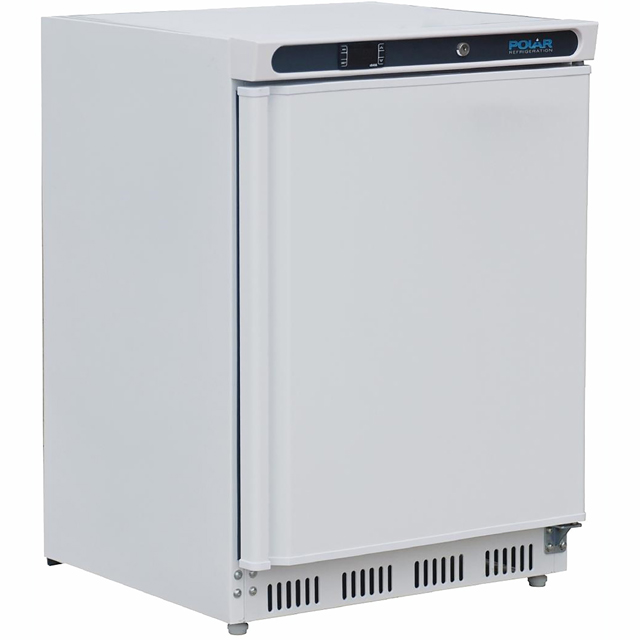 Polar CD610 Commercial Fridge - White - A Rated - CD610_WH - 1