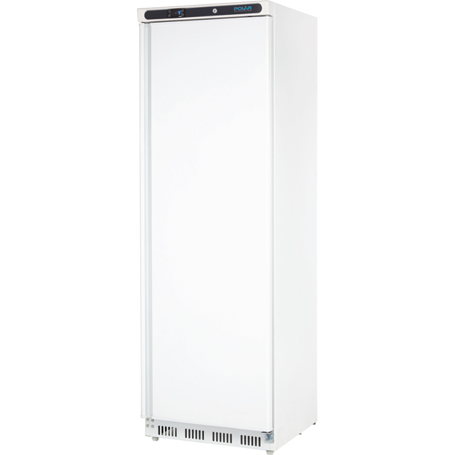 Polar CD613 Commercial Upright Freezer - White - B Rated - CD613_WH - 1