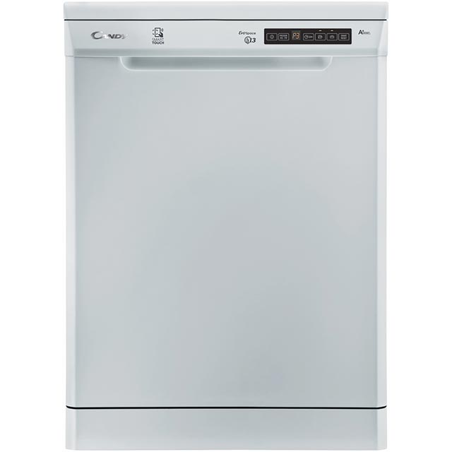 Candy CDP1DS39W Standard Dishwasher - White - A+ Rated - CDP1DS39W_WH - 1