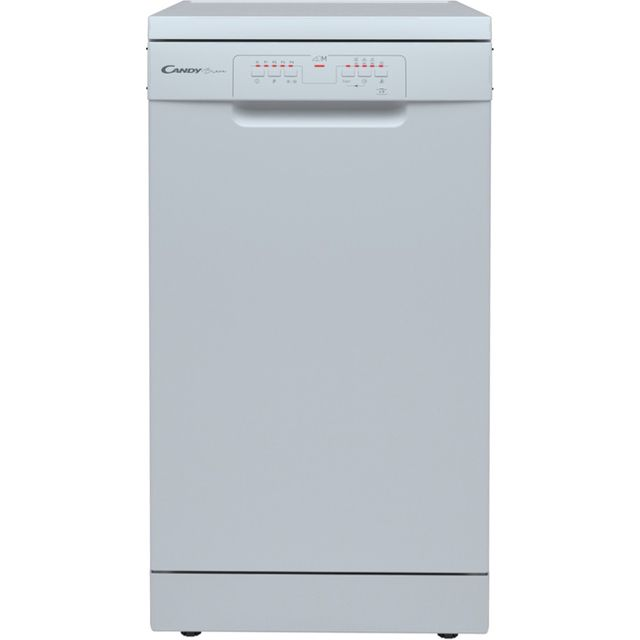 Candy CDPH2L1049W Slimline Dishwasher - White