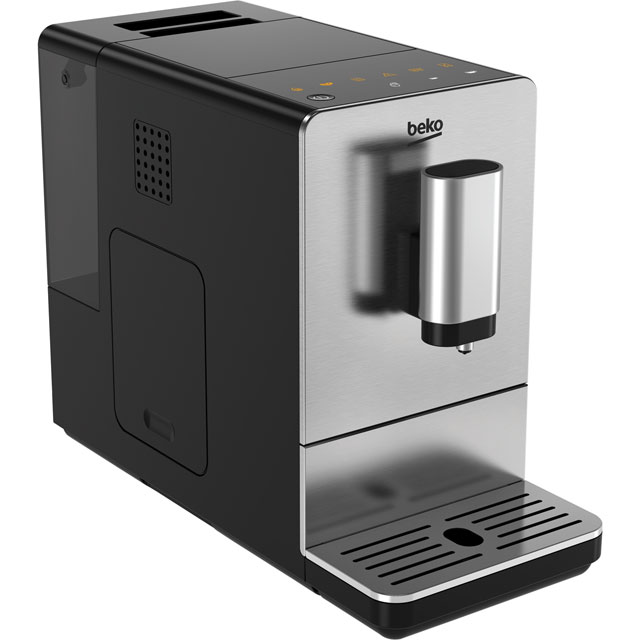 Beko CEG5301X Bean to Cup Coffee Machine - Stainless Steel - CEG5301X_SS - 1