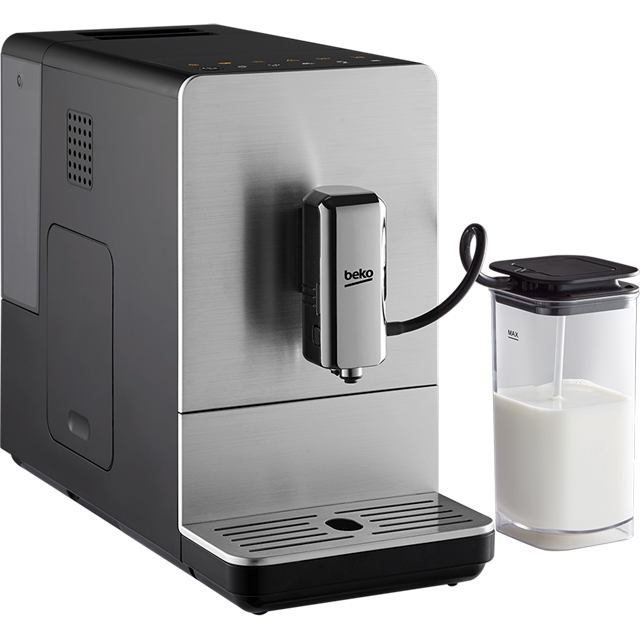 Beko CEG5331X Bean to Cup Coffee Machine - Stainless Steel - CEG5331X_SS - 1