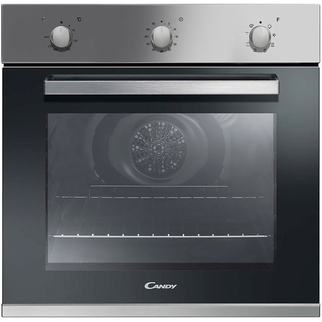 Candy CEHOPK60X Built In Single Ovens & Ceramic Hobs - Stainless Steel / Black - CEHOPK60X_SSB - 2