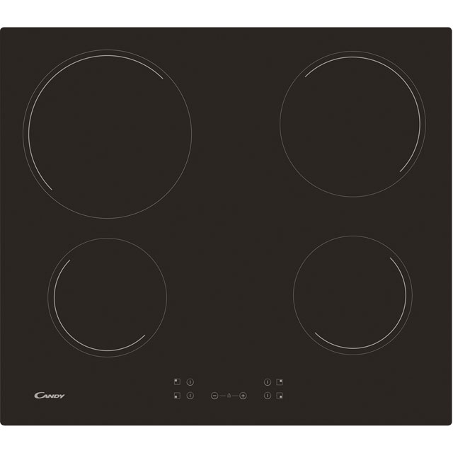 Candy CEHOPK60X Built In Single Ovens & Ceramic Hobs - Stainless Steel / Black - CEHOPK60X_SSB - 3