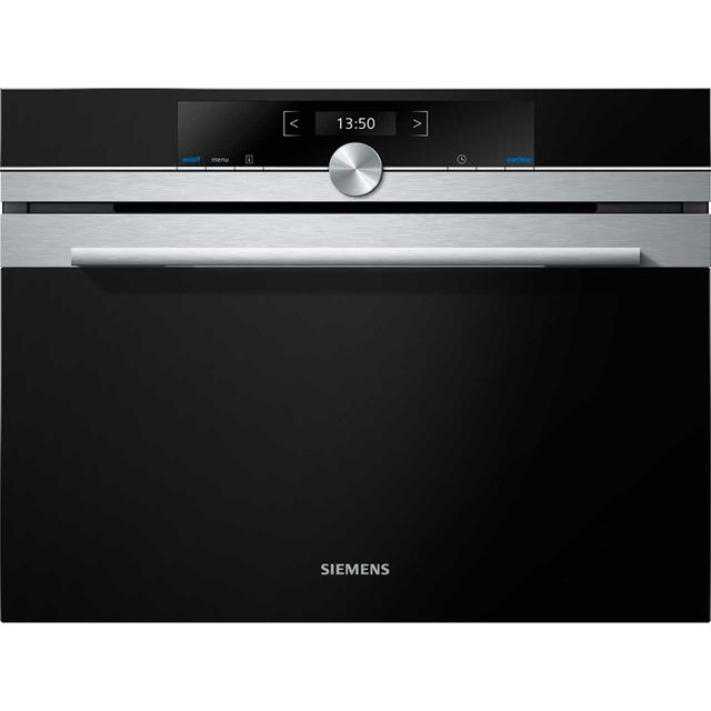 Siemens IQ-700 Built In Microwave - Stainless Steel