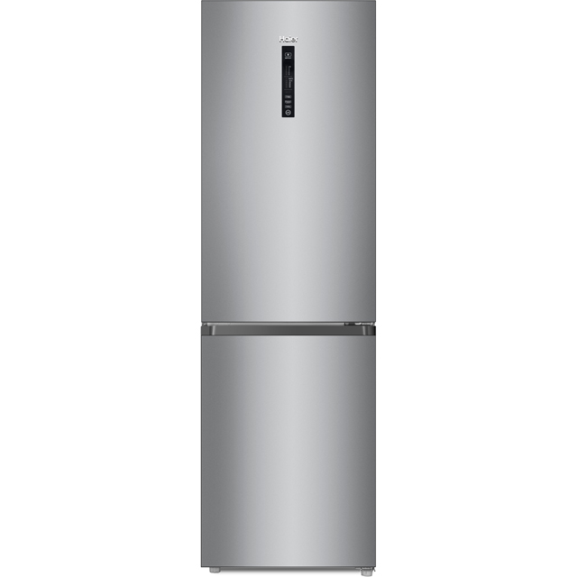 Haier CFE635CSJ 70/30 Frost Free Fridge Freezer - Silver - A+ Rated Best Price, Cheapest Prices
