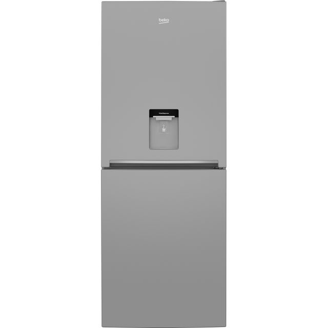 Beko CFG1790DS 50/50 Frost Free Fridge Freezer - Silver - CFG1790DS_SI - 1
