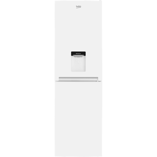 Beko CFG3582DW Fridge Freezer - White - CFG3582DW_WH - 1