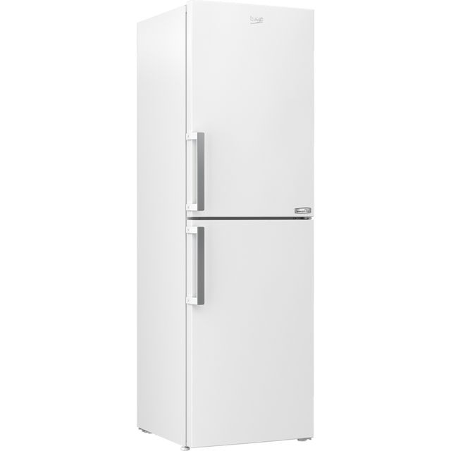 Beko HarvestFresh CFP3691VW Fridge Freezer - White - CFP3691VW_WH - 1