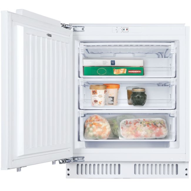 Candy CFU135NEK Built Under Under Counter Freezer - White - CFU135NEK_WH - 1