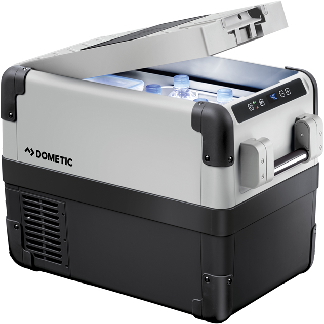 Dometic CoolFreeze CFX 28 Free Standing Portable Coolbox in Black / Grey