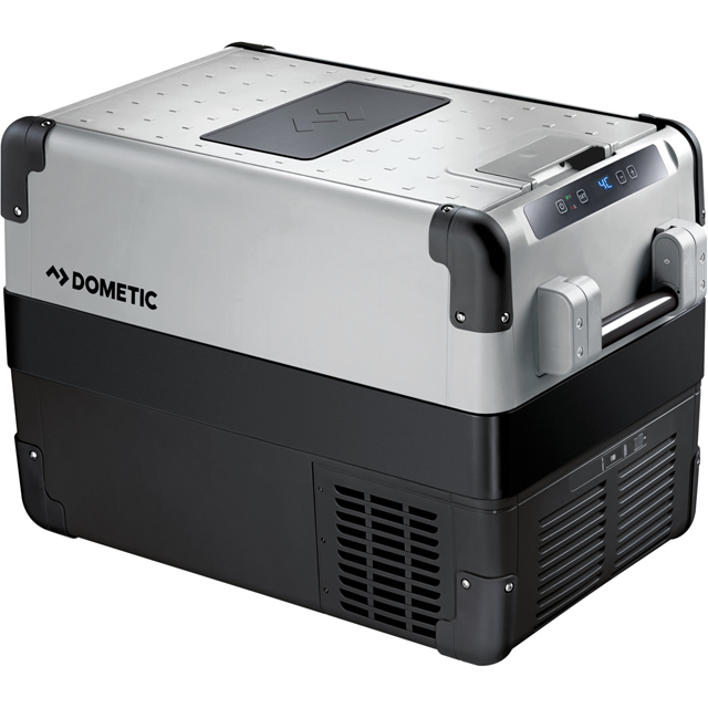 Dometic CoolFreeze CFX 40W Compressor Portable Coolbox - Black / Grey - CFX 40W_BKG - 1
