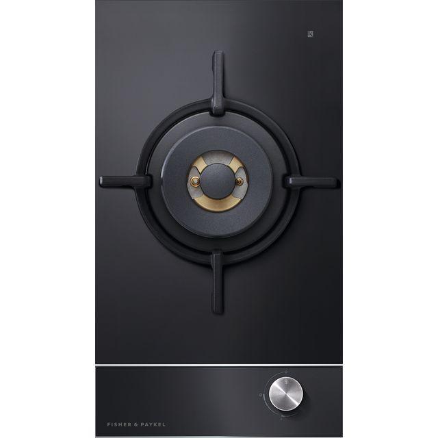 Fisher & Paykel CG301DLPGB1 30cm LPG Hob - Black