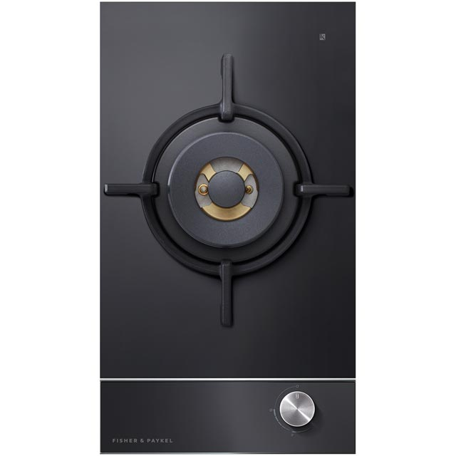 Fisher & Paykel CG301DNGGB1 Integrated Gas Hob in Black