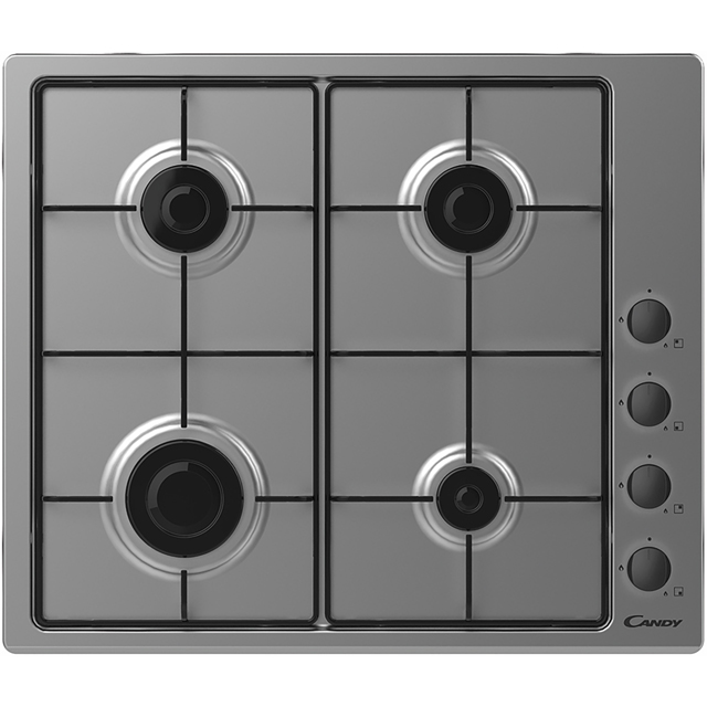 Candy CGHOPK60X/E Built In Single Ovens & Gas Hobs - Stainless Steel - CGHOPK60X/E_SS - 3