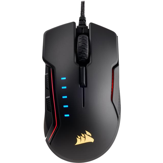 Corsair Glaive CH-9302111-EU Gaming Mouse in Black