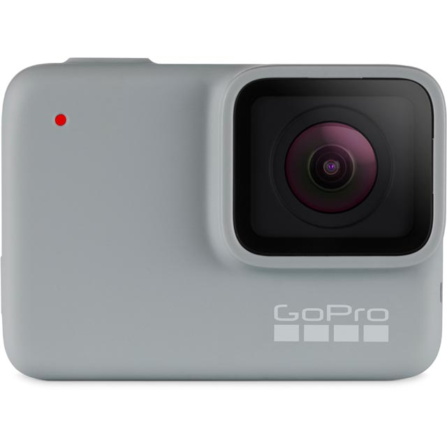 GoPro HERO7 White CHDHB-601-RW Action Camera in White