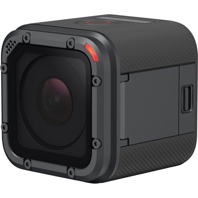 GoPro Hero5 Session CHDHS-502 Action Camera in Black