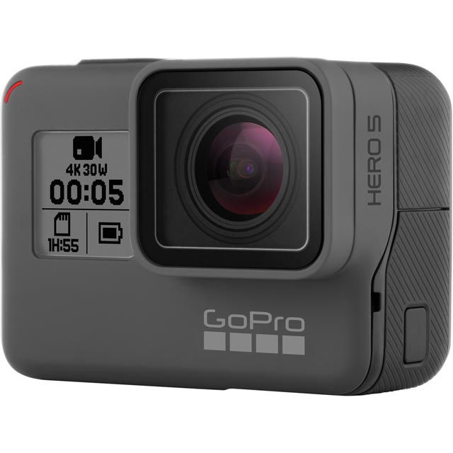 GoPro Hero5 Black CHDHX-502 Action Camera in Black
