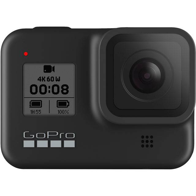 GoPro HERO8 Black CHDHX-801-RW Action Camera in Black