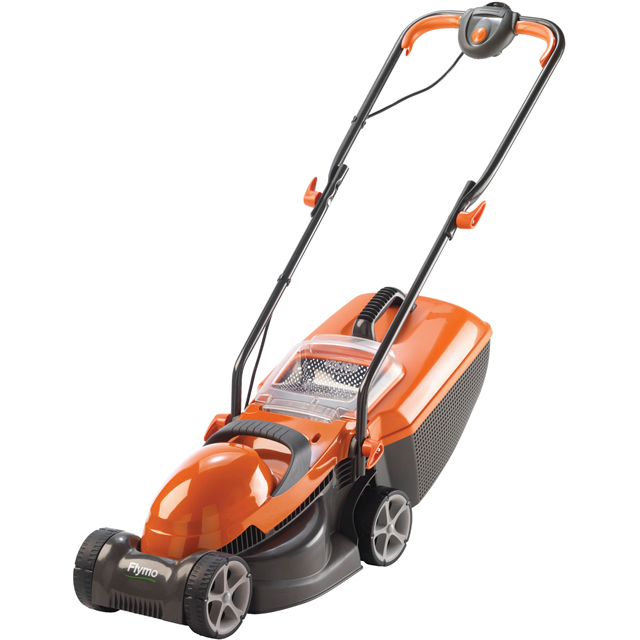 Flymo Chevron 32VC Electric Lawnmower - Chevron 32VC_OR - 1