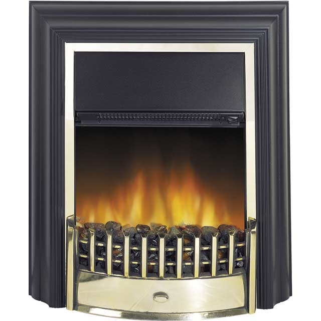 Dimplex Cheriton CHT20 Coal Bed Freestanding Fire With Remote Control - Black - CHT20_BK - 1