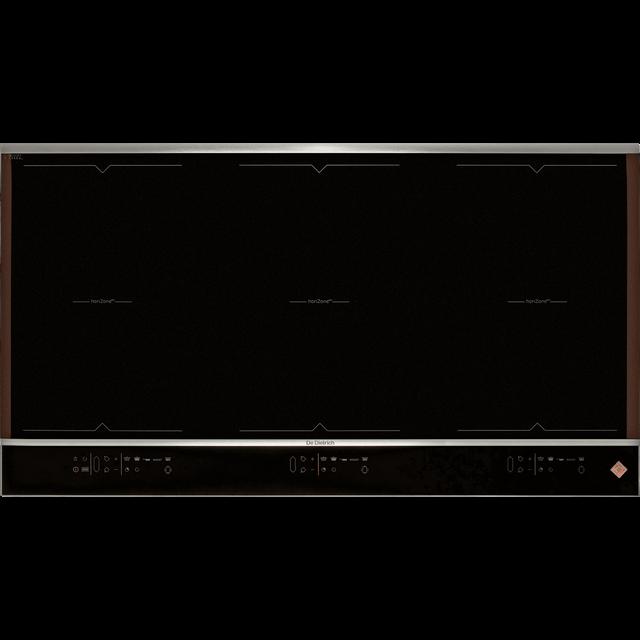 De Dietrich DPI7969XS 93cm Induction Hob – Platinum